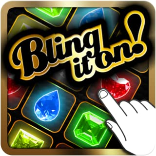 Bling It On! Attain gilt skills in this addictive gem match game!