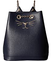Charlotte Olympia - Feline Backpack