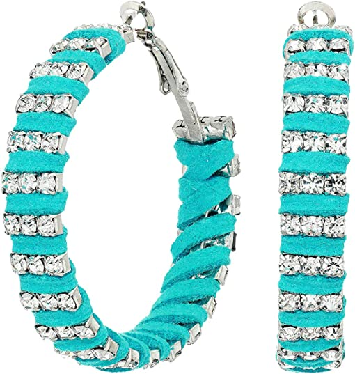 Turquoise/Crystal