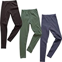 HERMKO 2720 3er Pack Kinder Legging