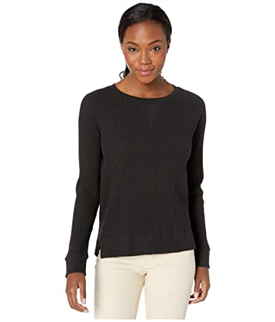 The North Face Long Sleeve Chabot Crew (TNF Black) Women