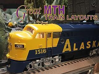 Great MTH Train Layouts