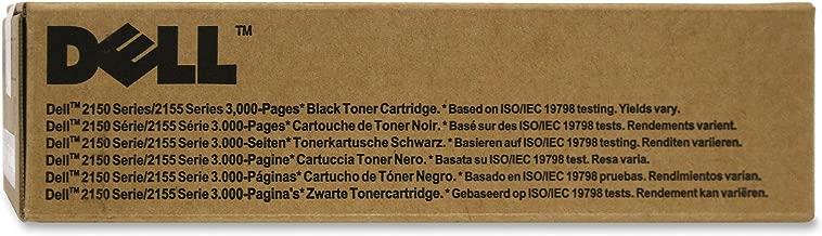 Dell N51XP Black Toner Cartridge 2150cdn/2150cn/2155cdn/2155cn Color Laser Printers