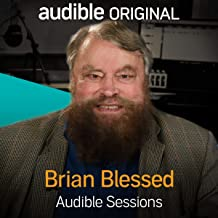 brian blessed audiobook