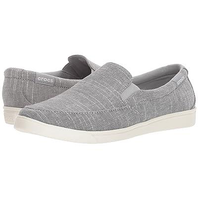 Crocs CitiLane Low Slip-On (Light Grey) Women