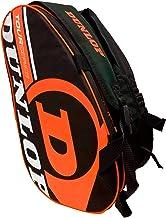 Dunlop Padelrackettas Tour Intro zwart/neon oranje