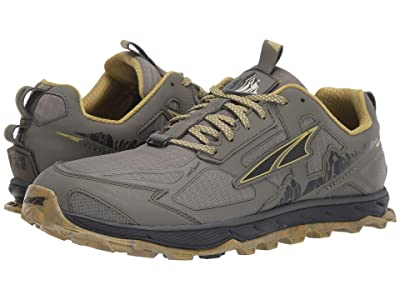 Altra Footwear Lone Peak 4.5 (Olive/Willow) Men