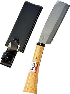 "KaKUrI Japanese NATA Tool Knife 6.5"" (165mm), Quality NATA Hatchet for Chopping Wood, Cutting Wood, Splitting Wood, Japane..."