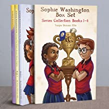 Sophie Washington Box Set (Books 1-4): Queen of the Bee, The Snitch, Things You Didn't Know About Sophie, The Gamer (Sophie Washington Series)