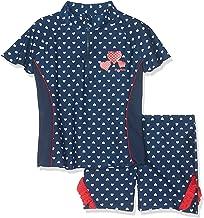 Playshoes UV-Schutz Bade-Set Herzchen meisjes Badebekleidungsset