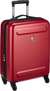 Victorinox 601017 Etherius Global Carry-On Luggage Bag Red 55 Centimeters