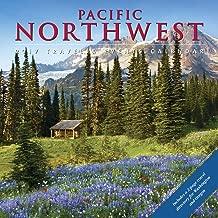 Pacific Northwest 2017 Wall Calendar