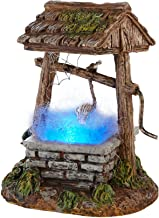 Department 56 Halloween Seasonal Decor Accessories for Village Collections, Haunted Well, 2.76-Inch