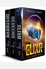 The Lost Starship: Books 1-3 Complete Saga: Elixr - Redeemr - Destroyr (Complete Series Box Sets) Kindle Edition