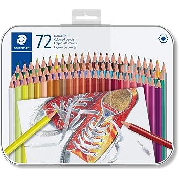 Set 72 matite colorate per disegno professionale colori assortiti Yosoo