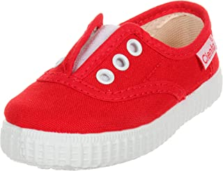 Unisex Kids 55000 Canvas Slip On Sneakers