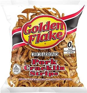 Golden Flake Curly Q's Fried Pork Skins 3.25oz, pack of 1