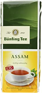 Bünting Tee Assam 250 g lose, 7er Pack 7 x 250 g