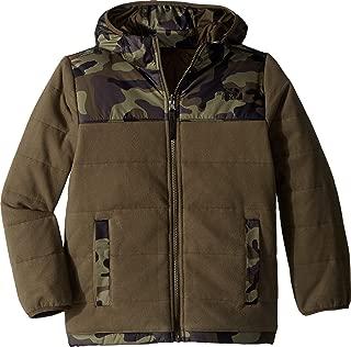 Boy's Reversible True False Jacket