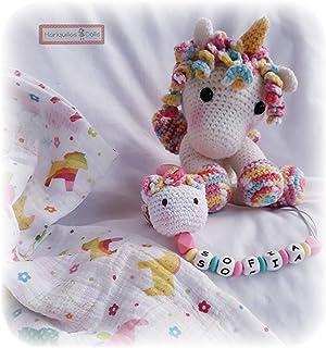 Amazon.es: chupete unicornio