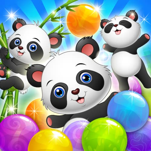 Bubble Pop - Panda Bubble Shooter Puzzle Games Free For Kindle Fire