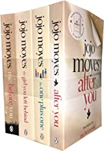 Me Before You Collection 4 Books Set by Jojo Moyes (Me Before You, After You, The One Plus One, The Girl you Left behind)