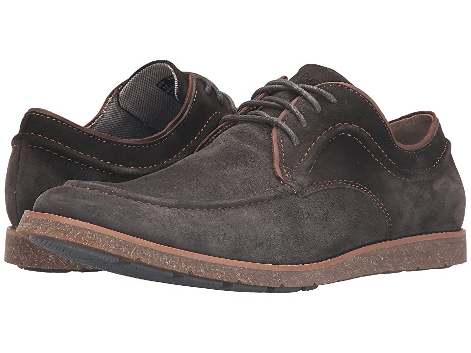 Hush Puppies Hade Jester (Dark Grey Suede) Men