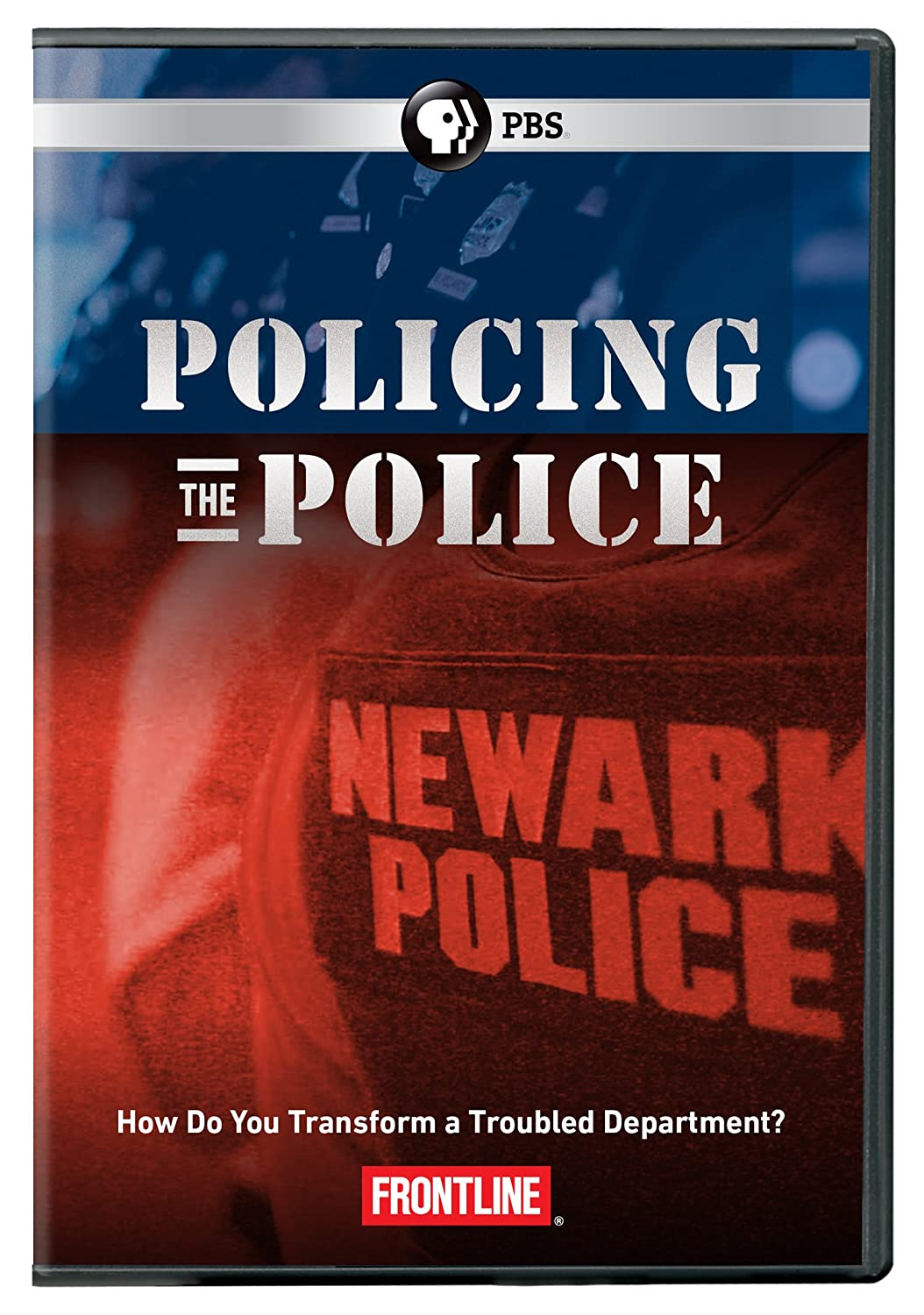 Ranking TOP12 FRONTLINE: Policing The Police DVD Cash special price