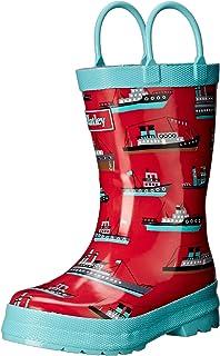 Hatley Boys' Ocean Liner Rain Boots