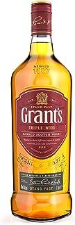 Grant's Triple Wood Scotch Whisky, 1 l
