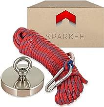 Sparkee Fishing Magnet Kit – 1333lb Super Strong Neodymium Magnet 4.72