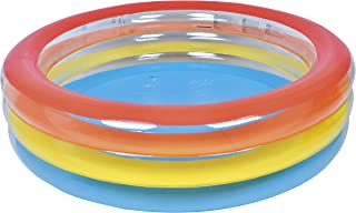 Jilong Inflatable Ribbon Kiddie Pool for Ages 6+, 73.5