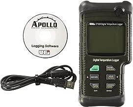 UEi Test Instruments DT304 Quad Input IP67 Digital Logging Thermometer (Renewed)