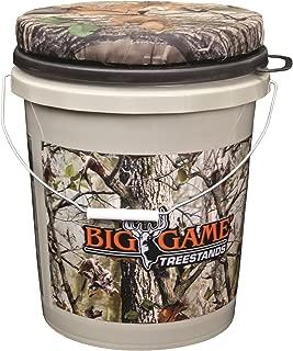 Big Game Treestands Spin-Top Bucket
