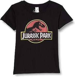 Jurassic Park T-shirt uniseks niemowlęta Bojupamts001
