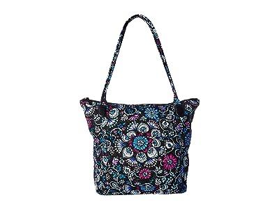 Vera Bradley Carson North/South Tote (Bramble) Tote Handbags