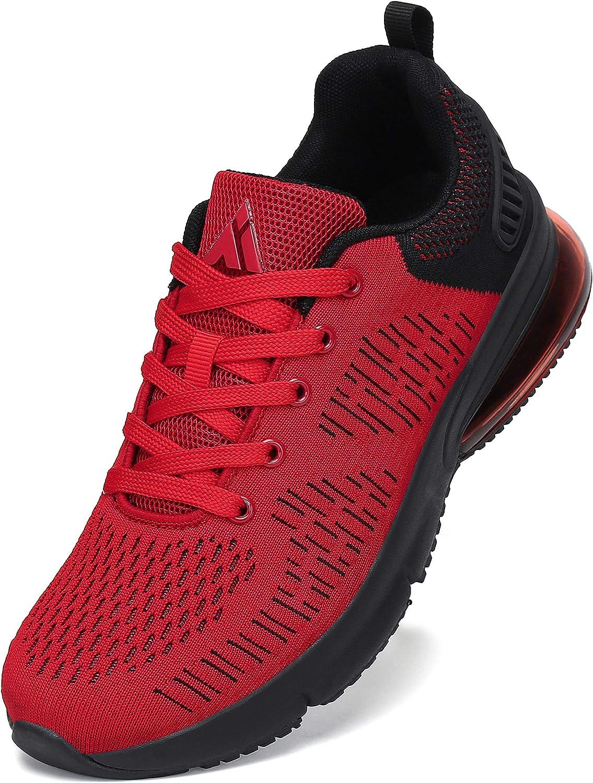 Mishansha Air Zapatillas de Running para Hombre Mujer Casual Zapatos de Fitness de Correr de Deporte