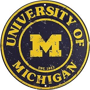 Redeye Laserworks University of Michigan Wolverines 12