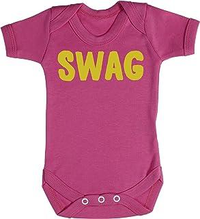 Baby Buddha Swag Baby Babygrow 100% Baumwolle