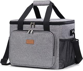 Lifewit 24L Sac Isotherme Lunch Bag Sac de Courses, Sac-Glacière Cooler Bag Sac de Repas pour Déjeuner/Travail/Ecole/Plag...