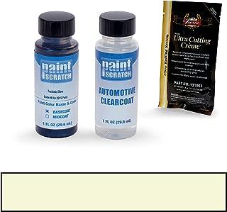 PAINTSCRATCH Tectonic Silver HI for 2015 Ford Focus - Touch Up Paint Bottle Kit - Original Factory OEM Automotive Paint - Color Match Guaranteed