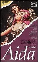 Verdi's Aida (Teatro alla Scala): An Opera in Four Acts [Italian w/ English Subtitles] (Classic Performance Collection) VHS VIDEO