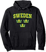 Tre Kronor - Sweden Pullover Hoodie