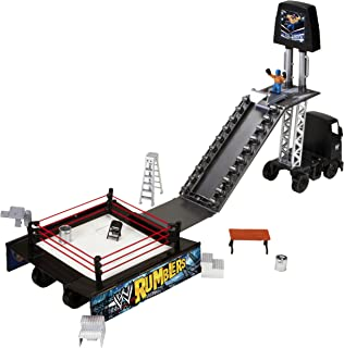 WWE Rumblers Transforming Rumble Rig Playset