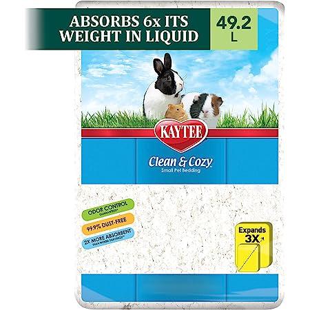 Kaytee Clean & Cozy White Small Animal Pet Bedding