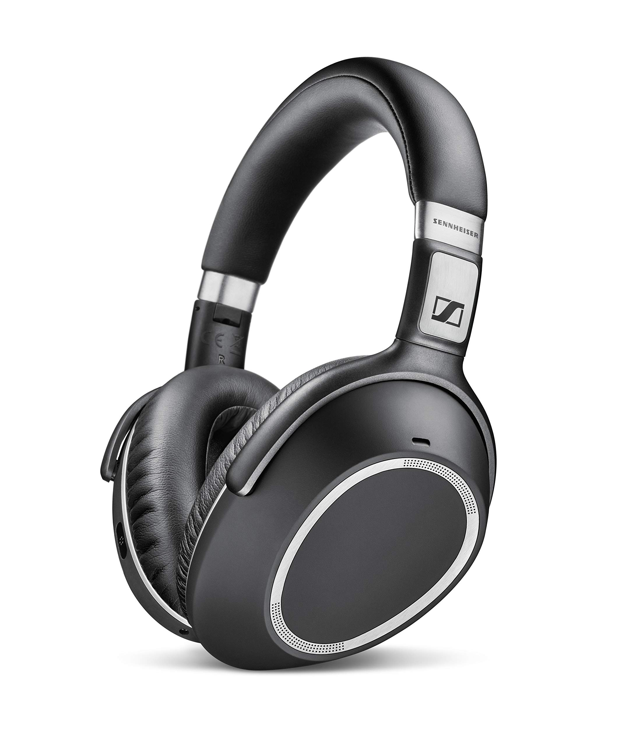 젠하이저 PXC 550-II 무선 노이즈 캔슬링 헤드폰 Sennheiser Consumer Audio PXC 550-II Black Bluetooth Wireless Over-Ear Headphones