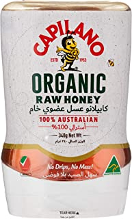 CAPILANO Organic Honey, 340 gm