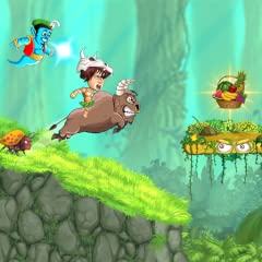 Experience an exciting mix between ACTION and EXPLORATION SEEK OUT and COLLECT all of the fruits and bring them home Set off on a gorgeous adventure with AMAZING VISUALS Smooth controls Lots of bosses and super cute enemies to defeat. A lot of fun