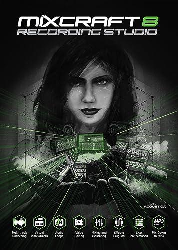 Mixcraft 8 Recording Studio [Télécharger] [Code Jeu ]