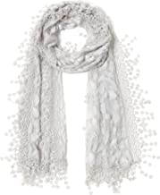 Best scarf with lace Reviews